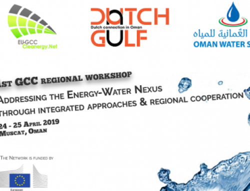 Workshop Water-Energy Nexus | 24-25 april | Muscat