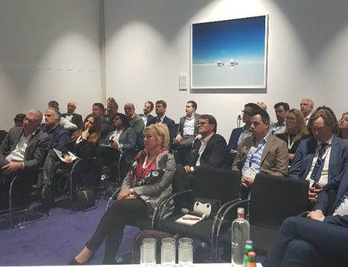 Dutch Energy Solutions Event During Offshore Energy 2019